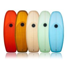 All the flavors of the rainbow...very cool. Deus Ex Machina Indonesia