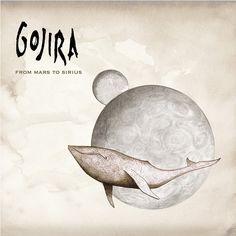Gojira - From Mars To Sirius on 2LP (Awaiting Repress)