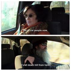 Miss Kay and Phil, haha classic!