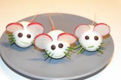 Tiere aus Obst oder Gemüse z.B. für den Kindergeburtstag | Rezepte von und für Kids Forum | Chefkoch.de
