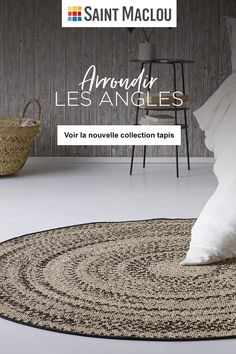 Découvrez notre nouvelle collection Tapis ! Home And Deco, Patio, Dessert, Home Decor, Shopping, Bedrooms, Modern Carpet, Modern Townhouse, Classic Rugs