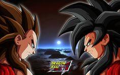Super Saiyan 4 Dragon Ball Gt Anime Wallpaper 1920×1200