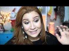 Maquiagem fácil e rápida para o natal – Maquiagem Passo a Passo