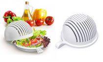Multifunkciós gyors saláta vágó, mosó, szárító eszköz