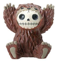Furrybones® Bigfoot - Need