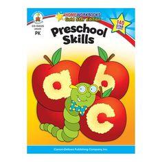Pdf download big preschool workbook free pdf free ebook and pdf carson dellosa publications preschool skills book fandeluxe Choice Image
