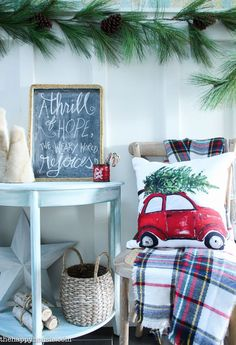 classic-red-plaid-christmas-front-porch-and-entry-hall-12