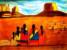 Abstract Native American Art Volume V by Richard Cortez, http://www.amazon.com/dp/B00AS5AG38/ref=cm_sw_r_pi_dp_PfmCsb079JMX1