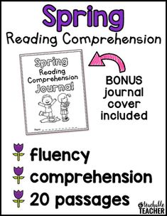 Spring Reading Compr