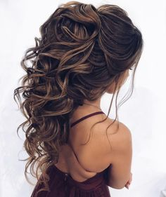 18 Updo Wedding Hairstyles - The Marble Home -.- 18 Hochsteckfrisuren Hochzeitsfrisuren – The Marble Home – wb – 18 Updo Wedding Hairstyles – The Marble Home – wb – - Wedding Hairstyles For Long Hair, Elegant Hairstyles, Wedding Hair And Makeup, Bride Hairstyles, Straight Hairstyles, Bridal Hair, Amazing Hairstyles, Wedding Hair Styles, Hair Dos For Wedding