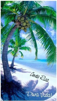 "Costa Rica Beach Towel - Size 30"" x 58""."