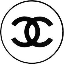 "Coco Chanel logo When Coco Chanel returned from Switzerland to Paris, it was full of a generation of fashionistas, who were convinced that ""Chanel"" is a brand of perfumes. Coco got involved in the fashion industry again. Estilo Coco Chanel, Coco Chanel Mode, Coco Chanel Fashion, Chanel Logo, Channel Perfume, Beste Logos, Chanel Stickers, Brand Stickers, Laptop Stickers"