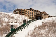 The St. Regis Deer Valley Ski Resort - Park City, UT (stayed here)
