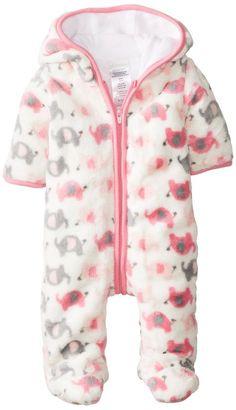 ABSORBA Baby-Girls Newborn G Elephant Fuzzy Footie, Pink Print, Months Baby Kind, My Baby Girl, Baby Girl Newborn, Baby Girls, Baby Gap, Baby Girl Fashion, Kids Fashion, Newborn Fashion, Cute Baby Clothes