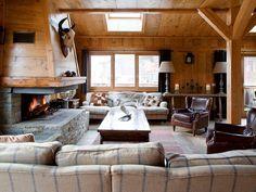 Lausche dem knisternden Kamin und genieße auch das kältere Urlaubswetter! | Charmonix, Frankreich, Objekt-Nr. 1606169