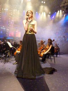 Karen Gillan, the Proms