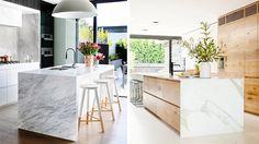 Raffiné, élégant, esthétique, le marbre s'est offert une seconde jeunesse dans nos intérieurs contemporains. Osé avec subtilité, et non en total lo...