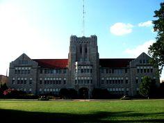 University of Evansville, Evansville, Indiana