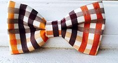 Fall Plaid cat Bow Tie ** You can get more details here : Cat Collar, Harness and Leash