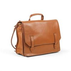 Earslee Nicholson Antique leather bag