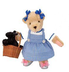 Intelligent Winnie-the-pooh Miniature Bear By Little Gem Teddy Bears For Disney Convention Artist Dolls & Bears