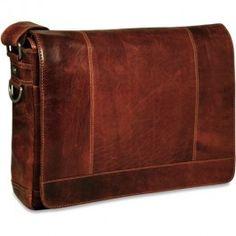 Jack Georges - Voyager Collection Full Size Messenger Bag