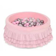 Sweet baby fodros labdamedence szett - rózsaszín Prams, No Frills, Toys, Fun, Countries, Balls, Ireland, Color, Spanish