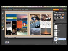 Creating a Digital Project Life Layout