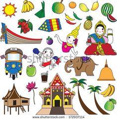Thai illustration