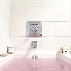 just me and my bath  #cocorose  #colortherapybath