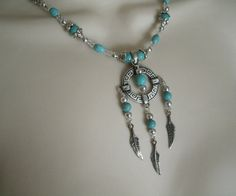 Hey, I found this really awesome Etsy listing at https://www.etsy.com/listing/222205710/turquoise-necklace-southwestern-jewelry
