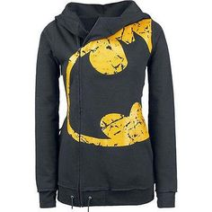 *********Batman Hoodie - Give it to me nowwwww (for anyone planning on buying me anything; the Batman shirt and Batman hoodie are top priorities right now ; Batman Hoodie, Batman Logo, Batman Batman, Mode Swag, Winged Girl, Vintage Mode, Vintage Style, Vintage Ladies, Disney Stitch