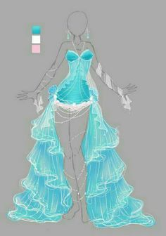 pin by lae s on clothing design ideas pinterest angel dress lakes and gala dresses - Clothing Design Ideas