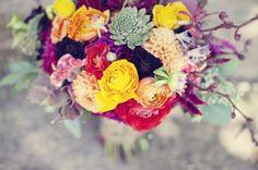 Gorgeous Bouquet | October Wedding