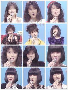 Pretty Girls, Cute Girls, Showa Era, Multimedia, Fasion, Idol, Japanese, Costumes, Twitter