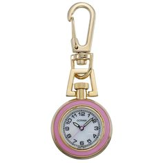 Gotham Unisex Gold-Tone Analog Quartz Key chain Clip Fob Watch # for sale online Toned Girls, Keychain Clip, Quartz Pocket Watch, Watch Companies, Gotham, Bracelet Watch, Jewelry Watches, Key Chain, Unisex