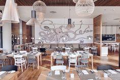 Hotel Sopot - Family restaurant in Sopot with a la carte lunch and dinner - Brasserie - Mera Hotel & Spa w Sopocie blisko plaży