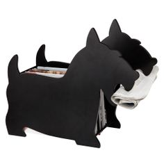 Scottie dog products | Scottie Dog Magazine Rack | Gifts & Gadgets | Presents for Men
