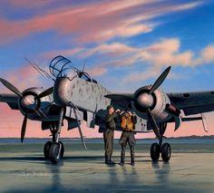 Heinkel 219 Uhu - Arkadiusz Wróbel