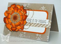 Love this card! So pretty and great details!