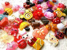 Cute embellishments. ♥