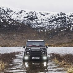 It's that time of year again! #TheAllWeatherVehicle -  #TwistedDefender #Winter #AllWeather #GoAnywhere #LandRover #Defender #Twisted #Style #Power #Speed #4x4 #LandRoverDefender #Handmade #Handcrafted #DefenderRedefined #Premium #Modified