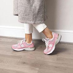 Sneakers femme - New Balance 993 (©lissyroddyy)