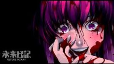 Read Together from the story Yandere!America x Naive! Horror Cartoon, Horror Art, Anime Like Tokyo Ghoul, Yuno Mirai Nikki, Comic Anime, Yuno Gasai, Future Diary, Anime Recommendations, Yandere Anime