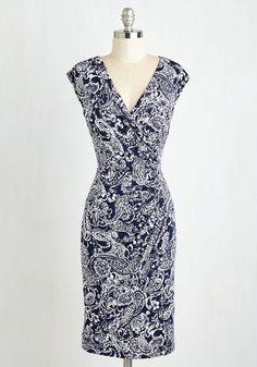 Evening Exhibition Dress, @ModCloth