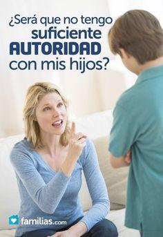 Si te has preguntado alguna vez si tienes o no suficiente autoridad para mandar a tu hijo, te comparto algunos consejos que te ayudarán a tomar el control en tu hogar y a ejercer una correcta autoridad.