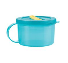 Do you like leftovers? Use this CrystalWave(r) Soup Mug and reheat your food on 50% power.  my.tupperware.com/hoop2004