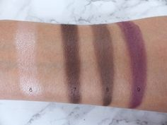 Ciate x Olivia Palermo Collection Swatches: Smokey Suedes Eyeshadow Palette  http://www.jasminetalksbeauty.com/2016/01/ciate-x-olivia-palermo-collection.html  #bbloggers #bblogger #beautyblogger #makeup #ciate #ciatelondon #swatch #swatches