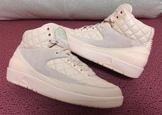 256e9fa828225a New just Don c and Jordan 2 collAb Brand new DS Jordan Shoes Athletic Shoes  Reebok