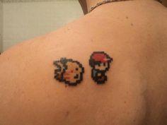 Cute pixel pokemon ^^